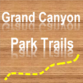 Trails of Grand Canyon N. Park