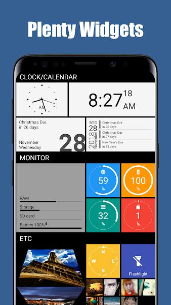 SquareHome 3 Screenshot Image