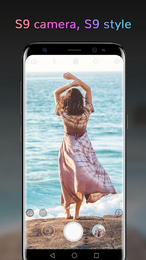 S Camera ? for S8 / S9 camera, beauty, cool 5.5 screenshots 1