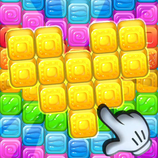 Candy Cubes Smash Icon