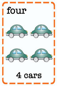 Image result for flashcards cars