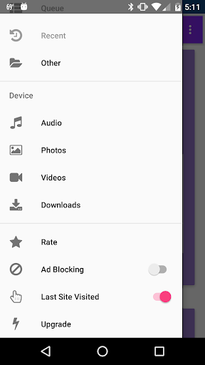how to play avi file on chromecast