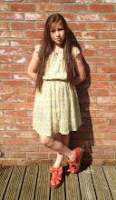 Photo: And Biba - Beautiful floral print dress £21.