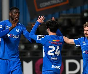 Beloften: Oyen wijst Racing Genk de weg, Anderlecht wint bij STVV