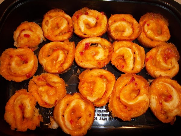 Pimento Cheese Pinwheels Recipe