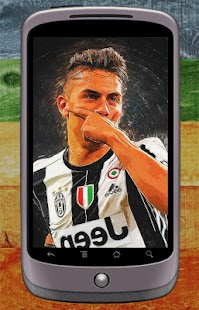 Paulo Dybala Wallpaper - náhled