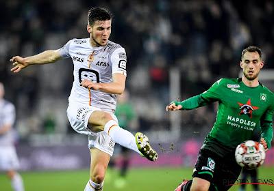 Vanlerberghe (KV Mechelen) weet waar zijn toekomst ligt op het veld