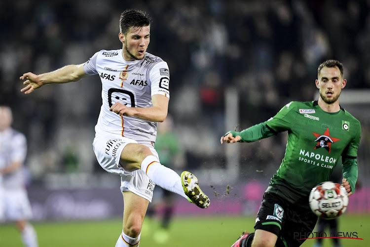 OFFICIEEL: Vanlerberghe trekt definitief naar KV Mechelen