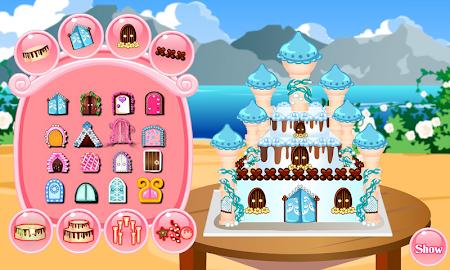 Princess Castle Cake Cooking 3.0.1 screenshot 525264