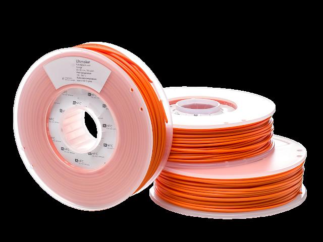 Ultimaker White PLA Filament - 2.85mm (0.75kg)