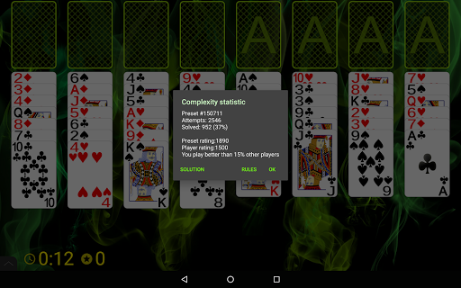 Freecell Solitaire 5.0.1792 screenshots 15