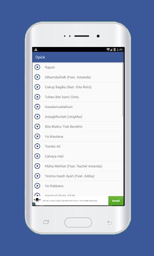 Download Lagu Religi Opick Lengkap Google Play softwares