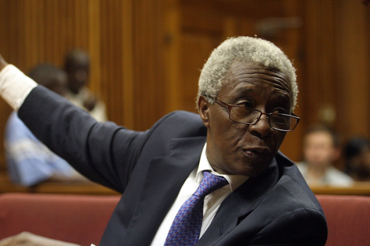 Judge Nkola Motata. Picture: VELI NHLAPO