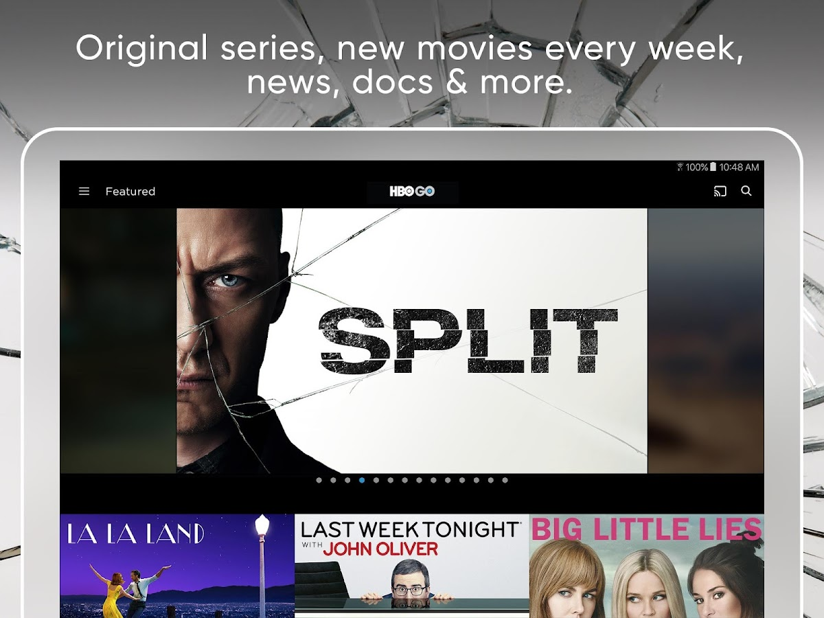 HBO GO: Stream with TV Package- screenshot