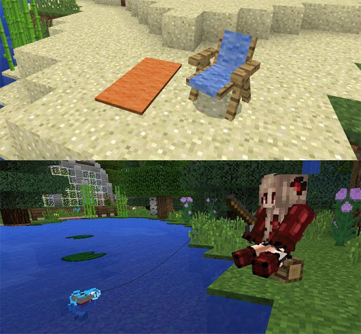 More Chairs for Minecraft 2.0.1 screenshots 2