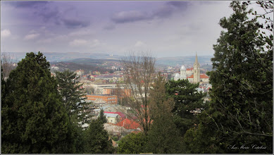 Photo: Turda - Cimitirul Central - vedere panorama - 2018.04.07