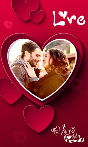 Valentine's Day Photo Frames 1.0.0 screenshots 6