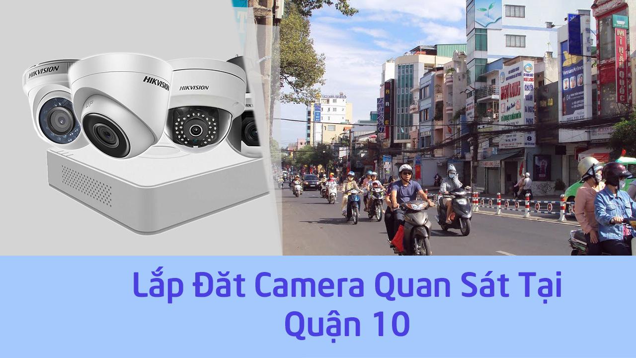 Lắp đặt camera quận 10 giúp bạn giám sát con trẻ và người giúp việc hiệu quả