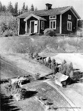 Photo: Spjutbacken 1950