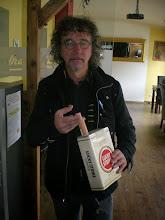 Photo: Sigaretje Luc? (Duitse toer)