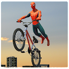 Spider Hero Roof Stunt icon
