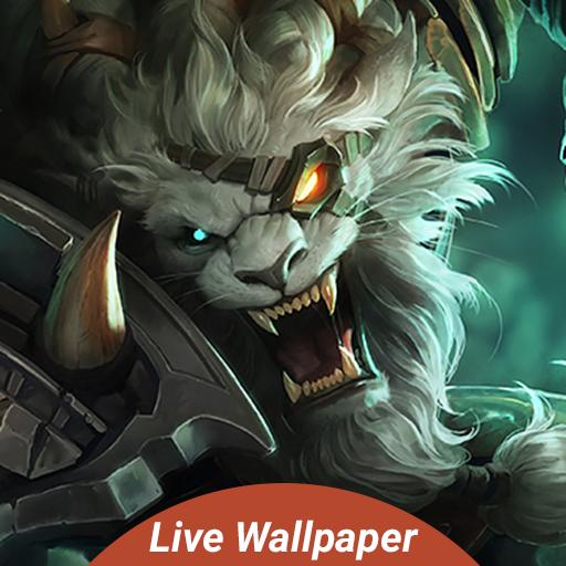 Rengar HD Live Wallpapers