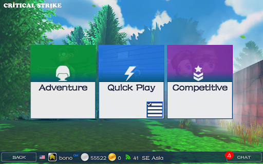 Critical Strikers Online FPS 1.9.9 screenshots 4