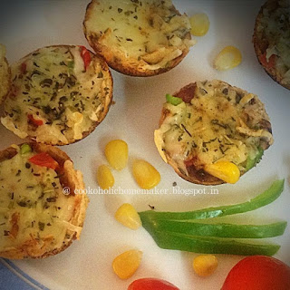 Cheesy Party Poppers