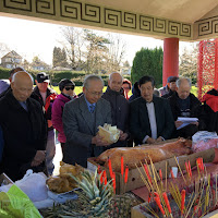 2018-04-01 Ching Ming Festival Mountain View Cemetery