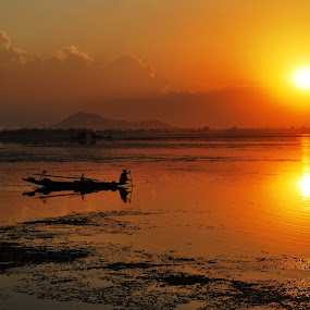 J&K by Soham Banerjee - Landscapes Sunsets & Sunrises (  )