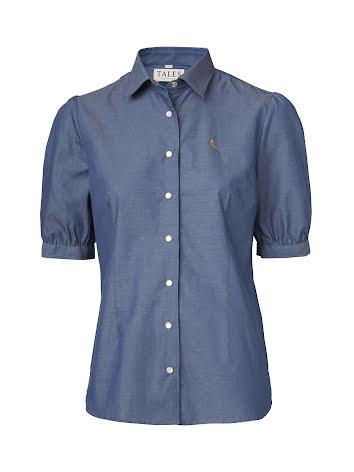 Chevalier Goldney Shirt Women Denim Blue