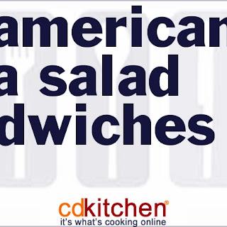 All American Tuna Salad Sandwiches