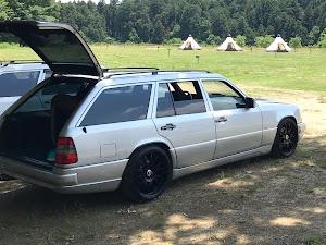 Eクラス ステーションワゴン W124 320TEのカスタム事例画像 S124 さんの2019年06月03日08:54の投稿