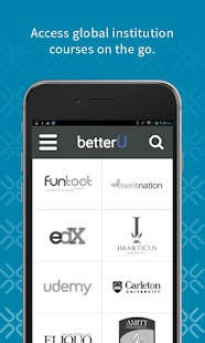 betterU- screenshot thumbnail