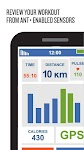 screenshot of ANT+ Plugins Service