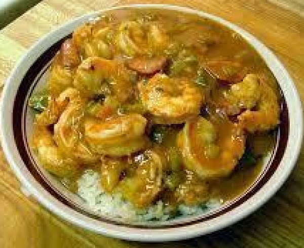 Serve over warm, cooked white or brown rice. Traditionally served with potato salad on...