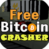 Free Bitcoin! Crasher