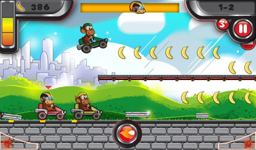 Monkey Kart Screenshot
