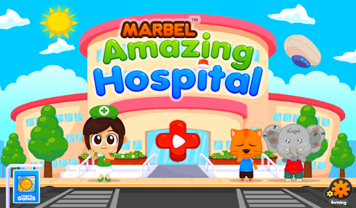 Marbel - Hospital Adventure apktram screenshots 15