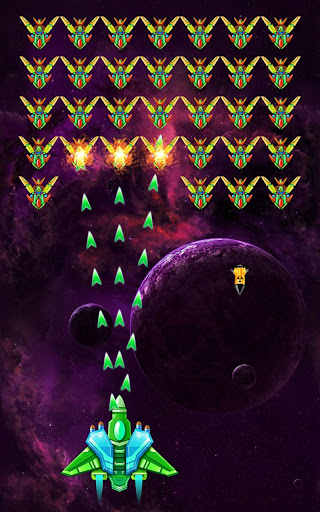 Galaxy Attack screenshot 9
