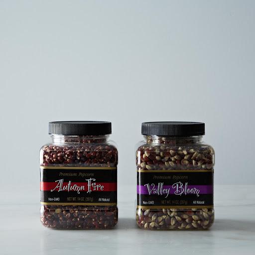 Original Whirley Pop Popcorn Popper with Non-GMO Popcorns