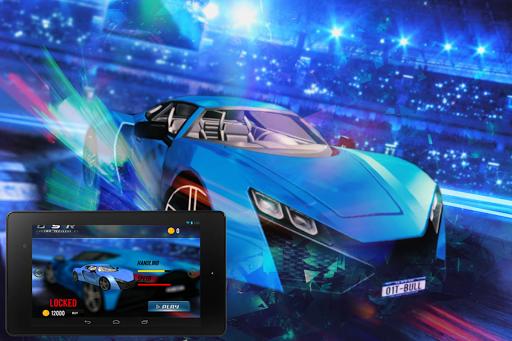 CSR Racing Reckless 3D