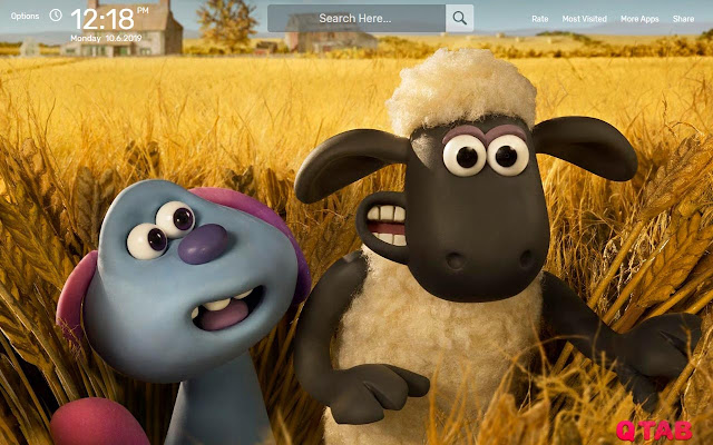 Farmageddon A Shaun the Sheep Wallpapers
