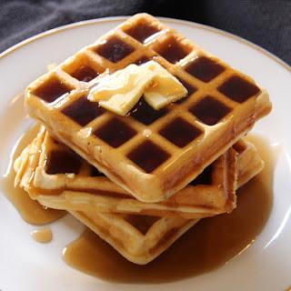Quick & Easy Belgian Waffles