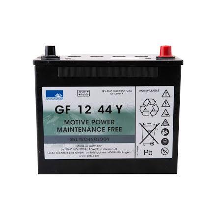 Sonnenschein gelbatteri 12V/50Ah