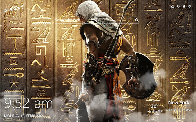 Assassin S Creed Origins Hd Wallpapers Themes