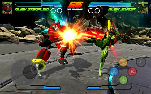 Heroes Alien Force Fight Ultimate Earth Battle War 2
