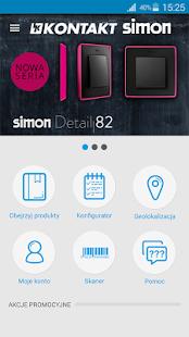 Kontakt-Simon - náhled