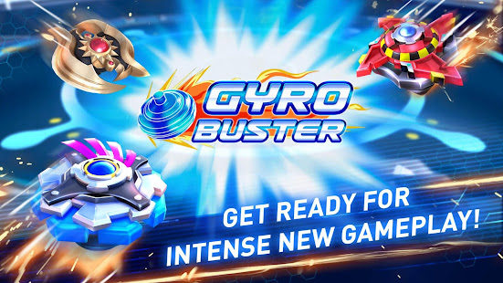 Gyro Buster poster