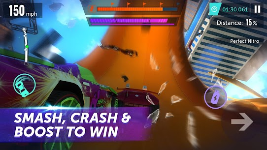 Hot Wheels Infinite Loop 1.5.0 MOD APK (INFINITE RACES) 3